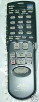 JVC pq21760a Remote Controls
