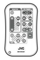 JVC rmrk500 Remote Controls
