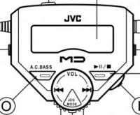 JVC qal0132002 Remote Controls