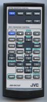 JVC rmrk240 Remote Controls
