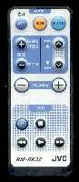 JVC rmrk32 Remote Controls
