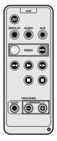 JVC rmrk38 Remote Controls