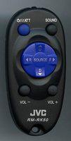 JVC rmrk50 Remote Controls