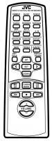 JVC rmrxfsmd9000 Remote Controls