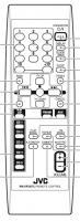 JVC rmsfss57j Remote Controls