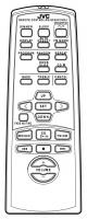 JVC rmsfssd1000s Remote Controls
