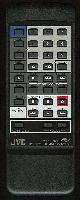 JVC rmsr75u Remote Controls