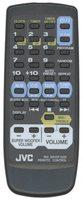JVC rmsrvdp100e Remote Controls