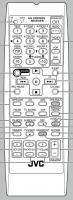 JVC rmsrx6042u Remote Controls