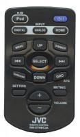 JVC rmsthbc3a Remote Controls
