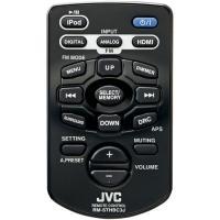 JVC rmsthbc3j Remote Controls