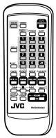 JVC rmsuxa52u Remote Controls