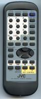 JVC rmsxsv22u Remote Controls