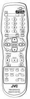 JVC rmsxv010u Remote Controls