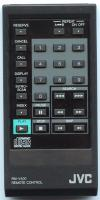 JVC rmv400 Remote Controls