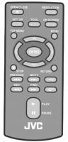 JVC rmv40u Remote Controls