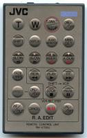 JVC rmv708u Remote Controls