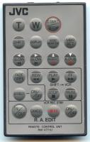 JVC rmv711u Remote Controls