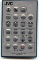 JVC rmv712u Remote Controls