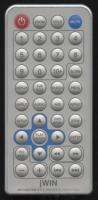 JWIN JDVD745 Remote Controls