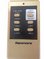 Ceiling Fans » Remote Controls