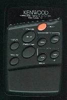 KENWOOD kdcc602fm Remote Controls