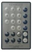 KENWOOD car6 Remote Controls