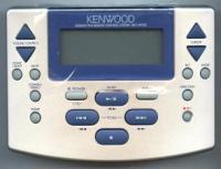 KENWOOD grcnv501 Remote Controls
