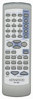 KENWOOD RC553 Remote Controls