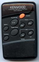 KENWOOD kdcc301fm Remote Controls