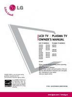 LG 32lg30om Operating Manuals