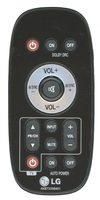 LG akb73598401 Remote Controls