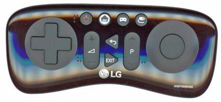 LG angr700 Remote Controls