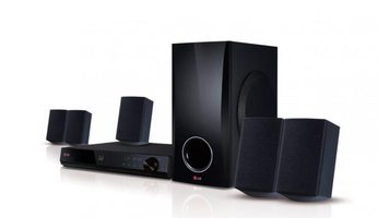 LG bh5140 Home Theater Systems