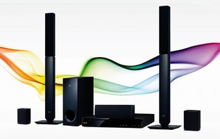 LG bh6430 Home Theater Systems