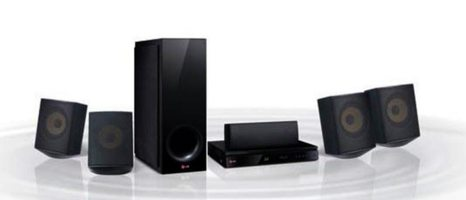 LG bh6730 Home Theater Systems