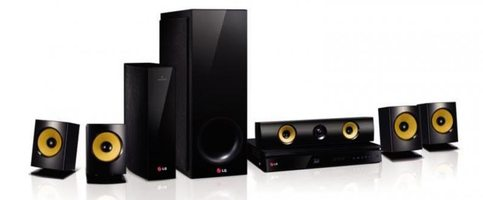 LG bh6830sw Home Theater Systems