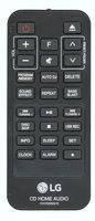 LG cov33552415 Remote Controls