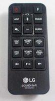 LG cov34445442 Remote Controls