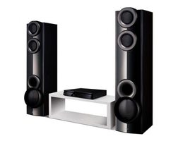 LG LHB675FB Home Theater Systems