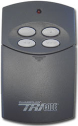Liftmaster tc4 tricode garage door remote Garage Door Openers