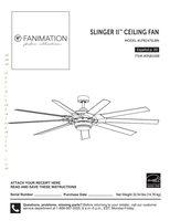 ANDERIC fanimationslingeriiceilingfanlp8147slbnom Operating Manuals