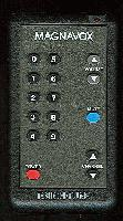 Magnavox 483521917063 Remote Controls