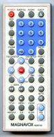 Magnavox mdr700 Remote Controls
