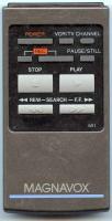 Magnavox vsqs0445 Remote Controls