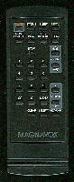 Magnavox mag1086 Remote Controls