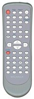 Magnavox NB672UD Remote Controls