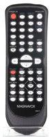 Magnavox NB677UD Remote Controls