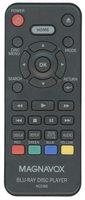 Magnavox nc096 Remote Controls