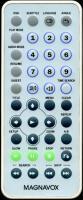 Magnavox rc1700 Remote Controls